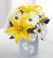 The FTD� Sweet Dreams� Bouquet - Boy