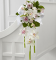 The FTD� Perfect Entrance� Pew Arrangement