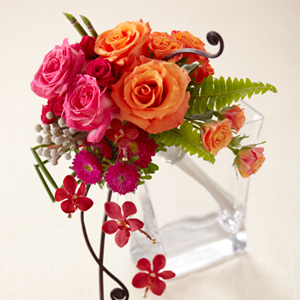 The FTD� Brilliant Blossoms� Bouquet
