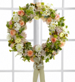 The FTD� Garden Splendor� Wreath