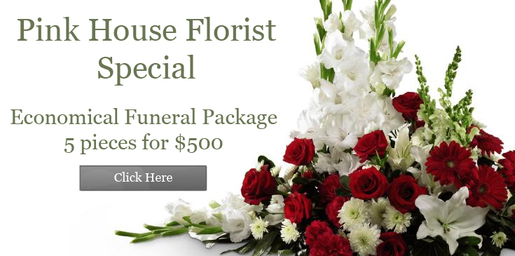 Savannahpink House Florist Greenhouses Ftd Florist